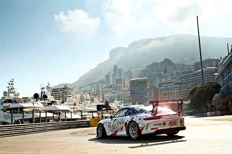 Stephen Grove - Porsche Mobil 1 Supercup