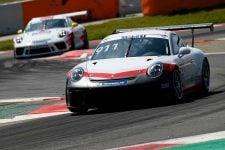 Porsche Mobil 1 Supercup VIP Car