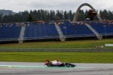 Ryan Tveter - Red Bull Ring 2018 - GP3 Series