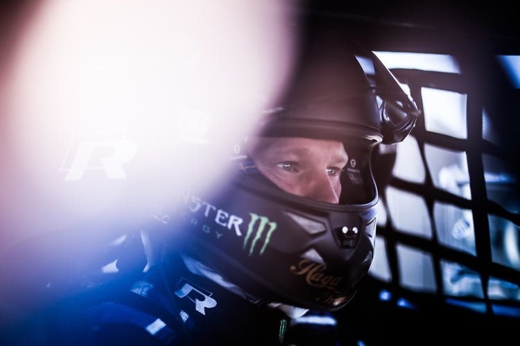 Kristoffersson in the zone