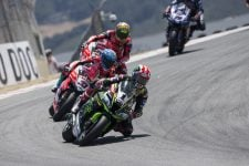 Jonathan Rea - Laguna Seca - World Superbikes