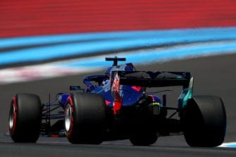Brendon Hartley - Red Bull Toro Rosso Honda