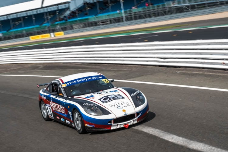 Kellett And Stoney Continue Rivalry At Silverstone The Checkered Flag