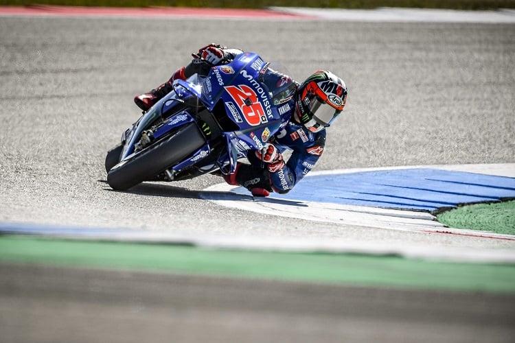 Maverick Vinales - Assen - MotoGP