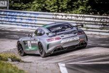 Mercedes-AMG Customer Racing: Der Mercedes-AMG GT4 startet erstmals auf der Nürburgring-Nordschleife Mercedes-AMG Customer Racing: The Mercedes-AMG GT4 to race at the Nürburgring-Nordschleife for the first time