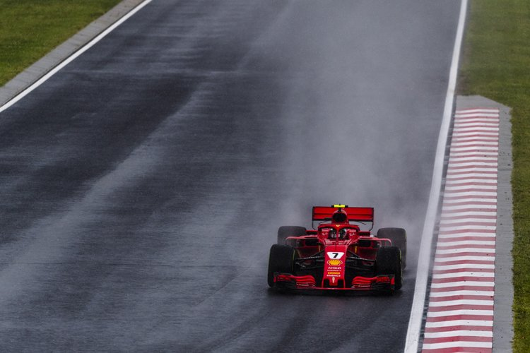 Kimi Räikkonen - Scuderia Ferrari - Formula 1