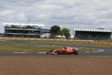Kimi Raikkonen - Scuderia Ferrari - Silverstone