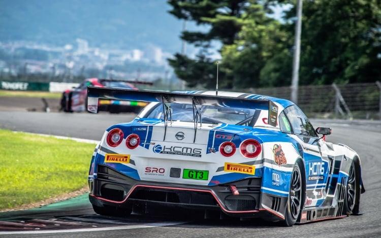 Blancpain GT Series Asia - #18 KCMG Yuke Taniguchi Alexandre Imperatori Nissan GT-R NISMO GT3 Fuji 2018 | Blancpain GT Series Asia