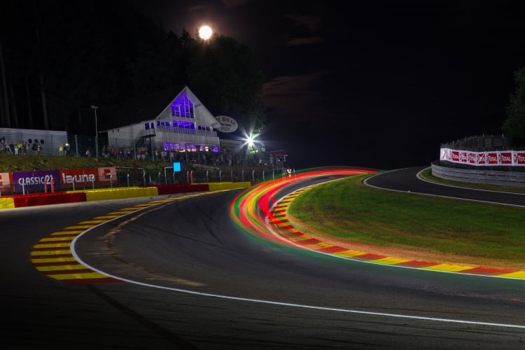 Total 24 Hours of Spa Spa Francorchamps Spa Belgium © Craig Robertson