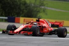Sebasian Vettel - Austrian Grand Prix 2018