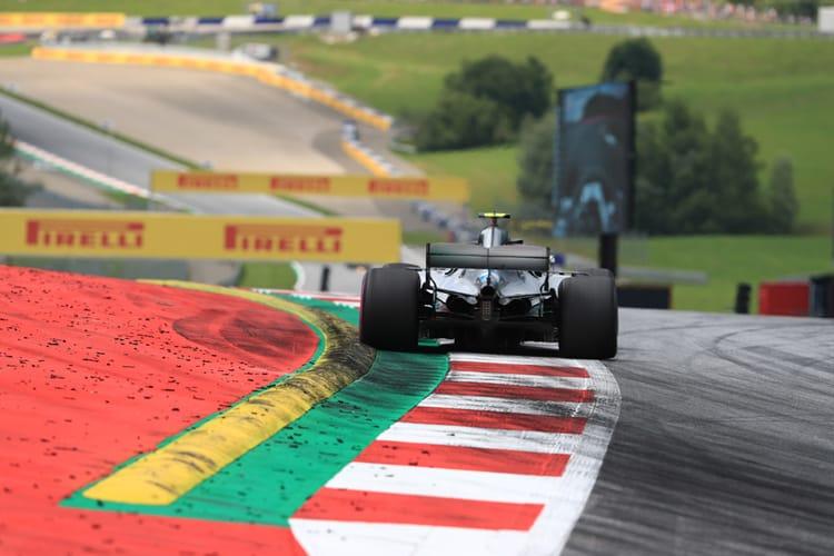 Valtteri Bottas - Austrian Grand Prix