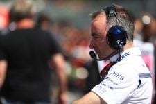 Paddy Lowe - Williams Martini Racing