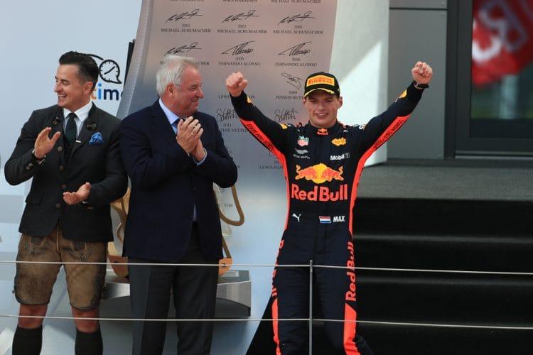 Red Bull Ring 2018 - Formula 1
