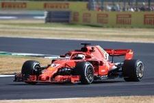 Sebastian Vettel - 2018 British Grand Prix 2018