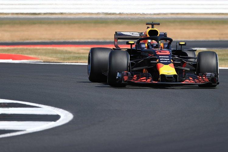 Daniel Ricciardo - 2018 British Grand Prix - Silverstone