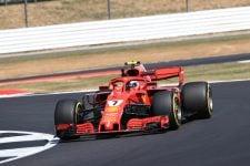 Kimi Raikkonen - 2018 British Grand Prix