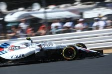 Sergey Sirotkin - Williams Martini Racing - British Grand Prix