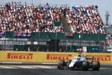Lance Stroll - Williams Martini Racing - British Grand Prix