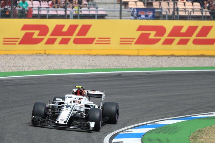 Charles Leclerc - Alfa Romeo Sauber F1 Team - German Grand Prix