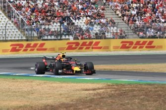 Max Verstappen - German Grand Prix - Formula 1