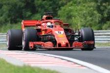 Sebastian Vettel - 2018 Hungarian Grand Prix