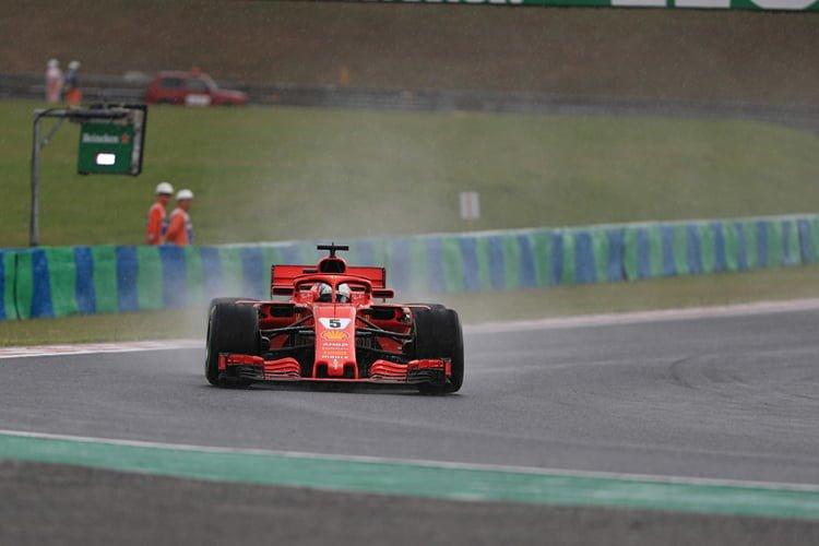 Vettel Admits Ferrari Quot Were Just Not Quick Enough