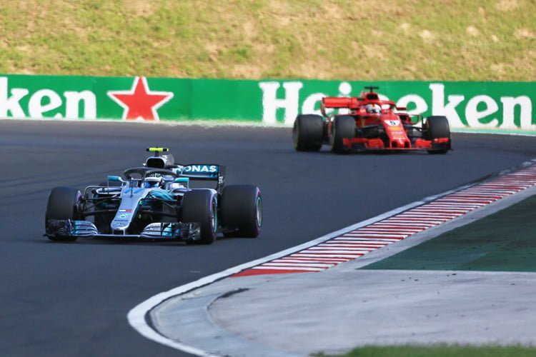 Valtteri Bottas - Mercedes AMG Petronas Motorsport - Formula 1
