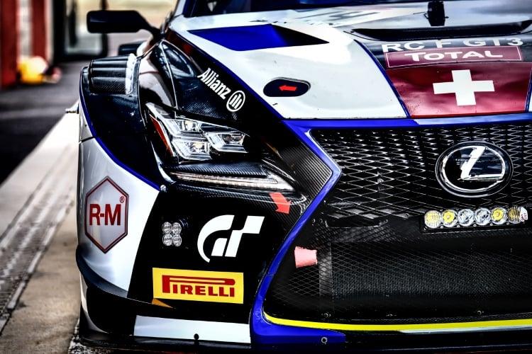 2018 Blancpain GT - Lexus RC F GT3 Emil Frey Racing