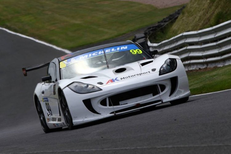 Carl Shield - 2018 Michelin Ginetta GT4 Supercup - Jakob Ebrey Photography