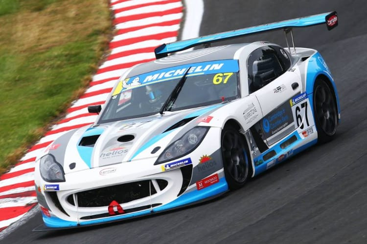 Angus Fender - 2018 Michelin Ginetta GT4 Supercup