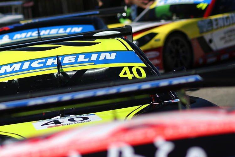 2018 Michelin Ginetta GT4 Supercup - Credit: Jakob Ebrey Photography