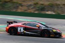2018 British GT - Spa - McLaren 570S GT4 #4 Tolman Motorsport