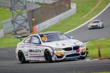 Race 2 #81 BMW Team Studie Takayuki Kinoshita Sunako Jukuchou BMW M4 GT4 Fuji 2018 | Blancpain GT Series Asia