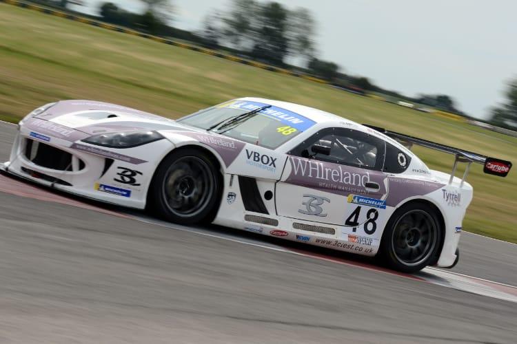 Andrew Gordon-Colebrooke - 2018 Michelin Ginetta GT4 Supercup
