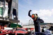 Alexander Albon - DAMS - Silverstone