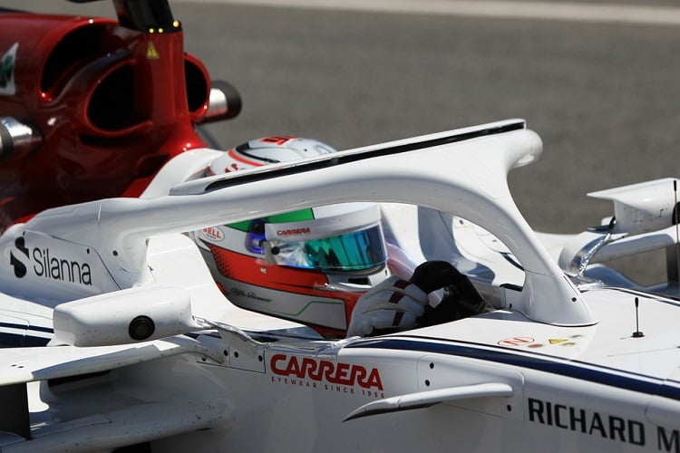 Antonio Giovinazzi - Alfa Romeo Sauber F1 Team - Circuit de Barcelona-Catalunya