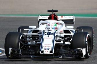 Antonio Giovinazzi - Alfa Romeo Sauber F1 Team - Hockenheimring