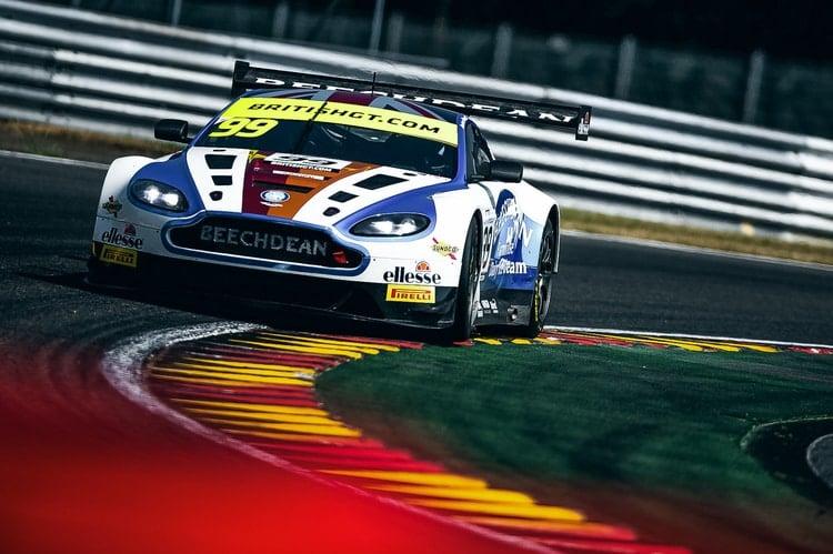 #99 Aston Martin