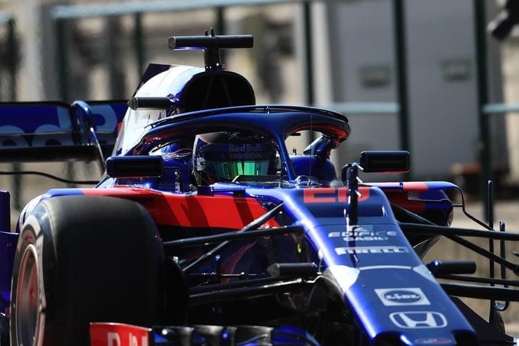 Brendon Hartley - Red Bull Toro Rosso Honda - Hungaroring