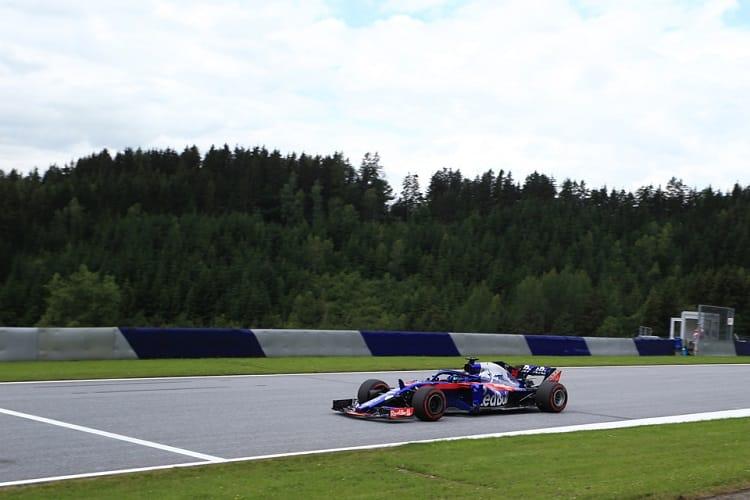 Brendon Hartley - Red Bull Toro Rosso Honda