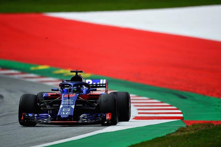 Brendon Hartley - Red Bull Toro Rosso Honda - Austrian Grand Prix