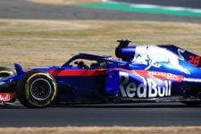 Brendon Hartley - Red Bull Toro Rosso Honda - Silverstone