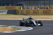 Lewis Hamilton - British Grand Prix - F1