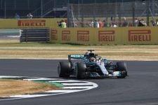 Lewis Hamilton - British Grand Prix - F1