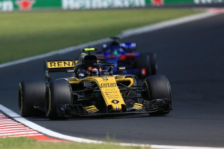 Carlos Sainz Jr. - Hungarian Grand Prix - F1