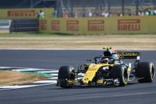 Carlos Sainz Jr. - Renault Sport Formula One Team - Silverstone