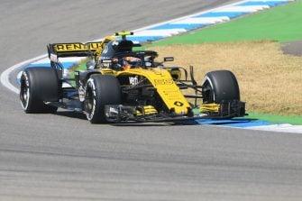 Carlos Sainz Jr. - Renault Sport Formula One Team - Hockenheimring
