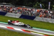 Charles Leclerc - Alfa Romeo Sauber F1 Team - Austrian Grand Prix