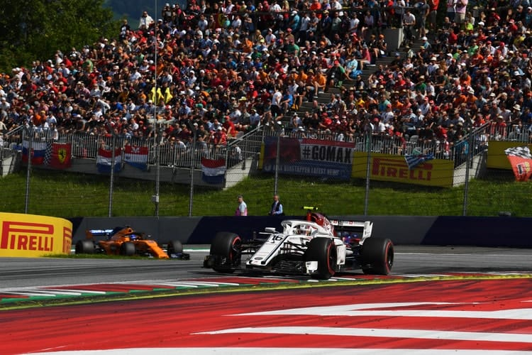 Charles Leclerc - Austrian grand Prix - F1