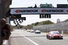 René Rast: 2018 DTM Series - Zandvoort